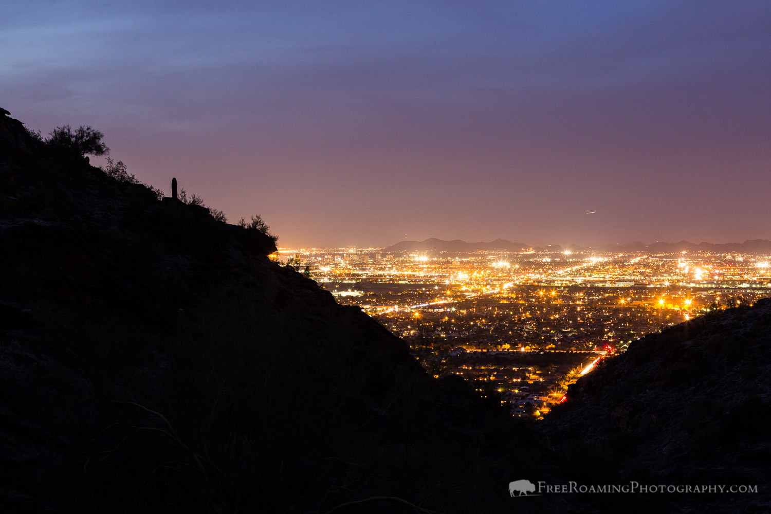 Phoenix Light Pollution