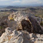 Piestawa Peak Summit