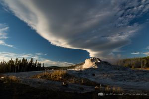 Upper Geyser Basin and Biscuit Basin