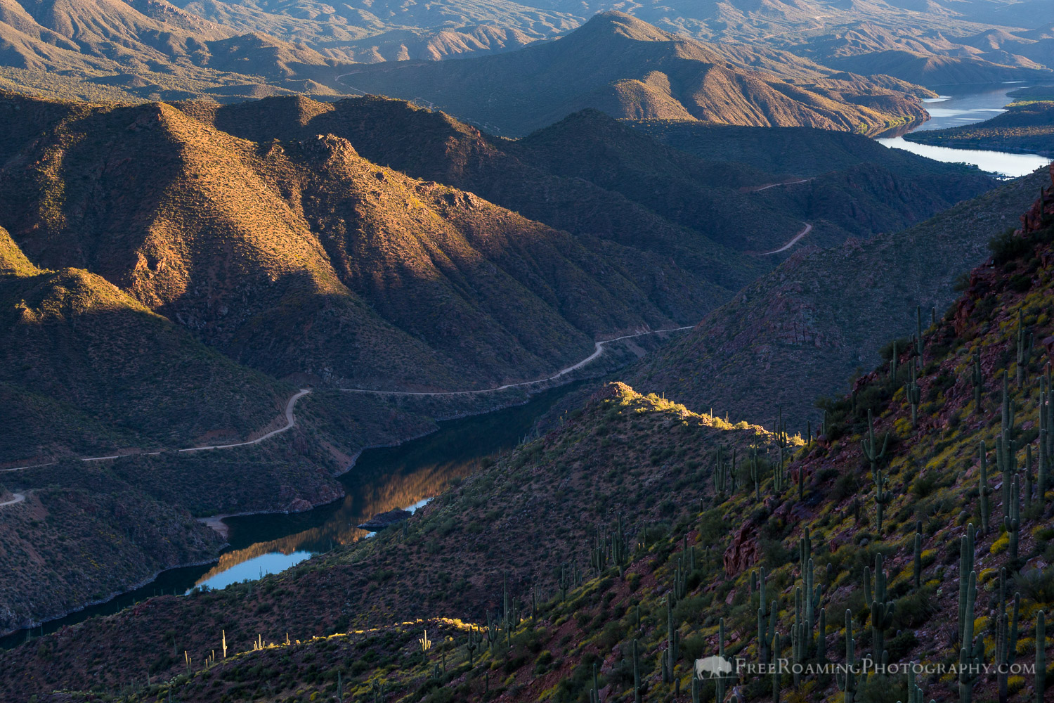 Salt River and Apache Trail