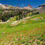 Alaska Basin and Buck Mountain