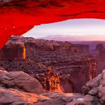 Mesa Arch in Canyonlands National Park