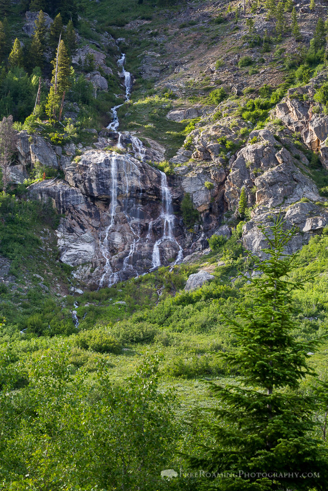 Waterfall Near Death Canyon