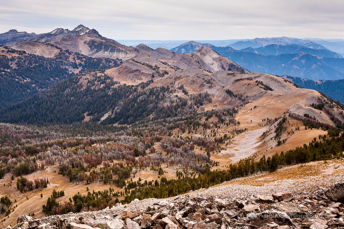 Hiking the Gros Ventre Wilderness