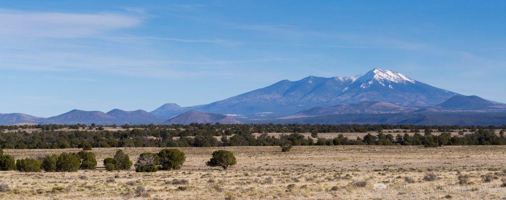Northern Arizona Cinder Cones