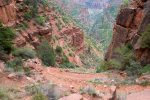 North Kaibab Trail in Grand Canyon National Park