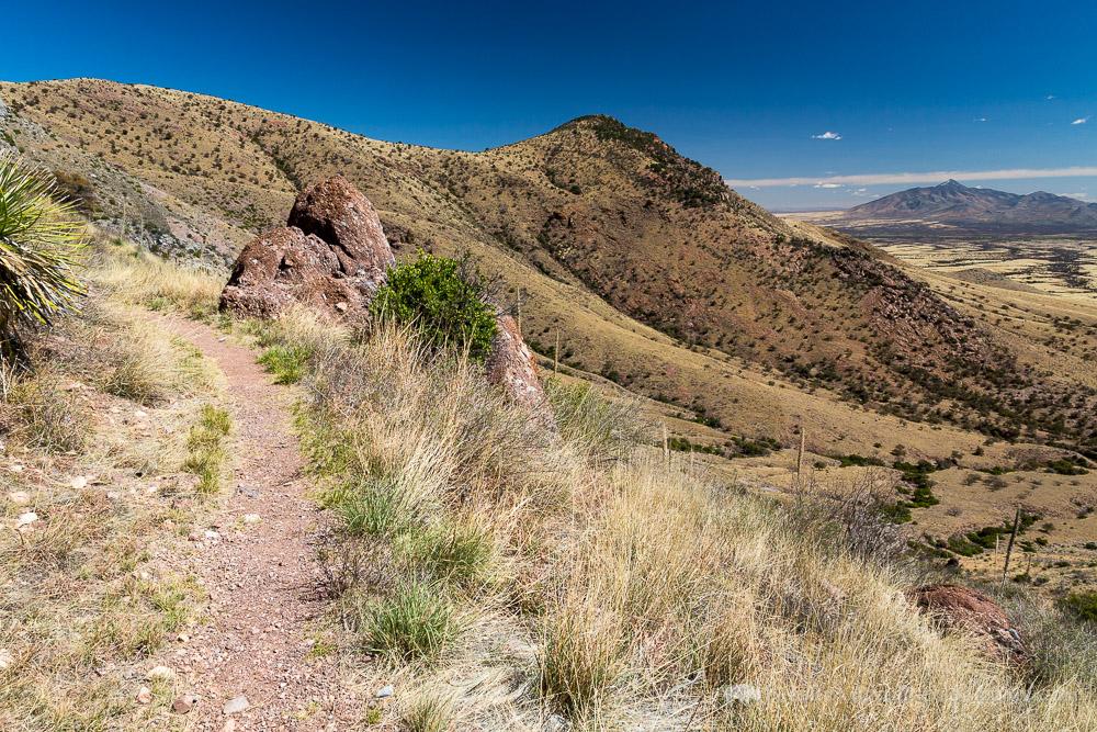 Huachuca Mountain Foothills