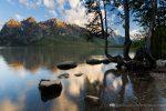 Hidden Falls and the Jenny Lake Loop